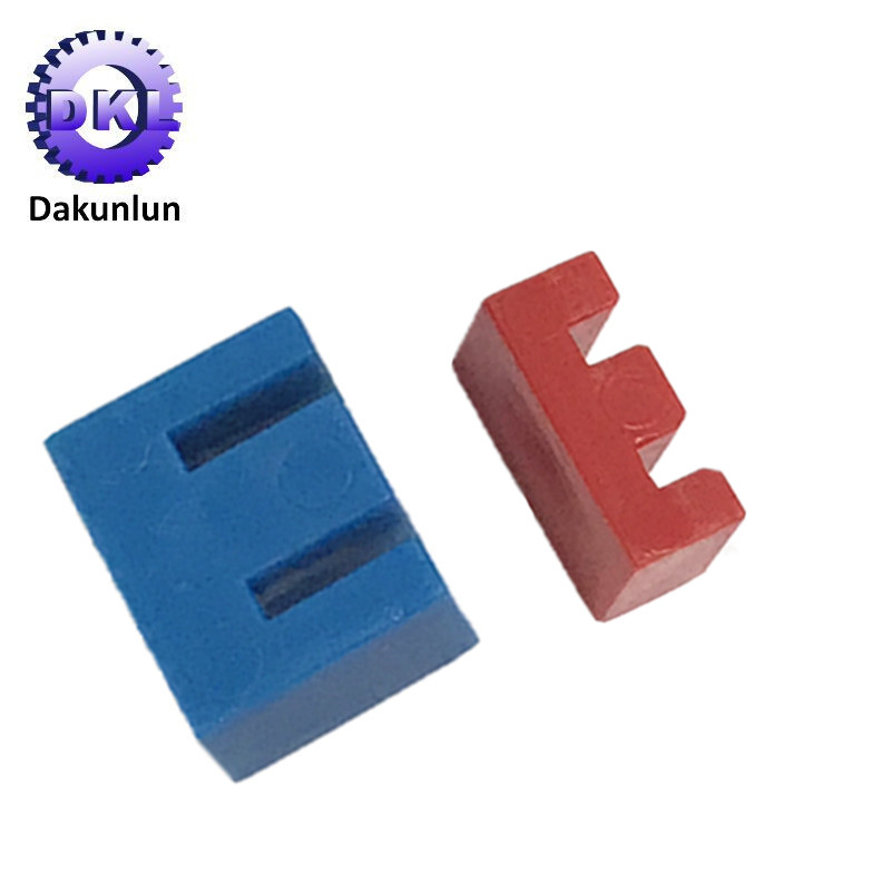 Colorful Plastic E Shape For Sale