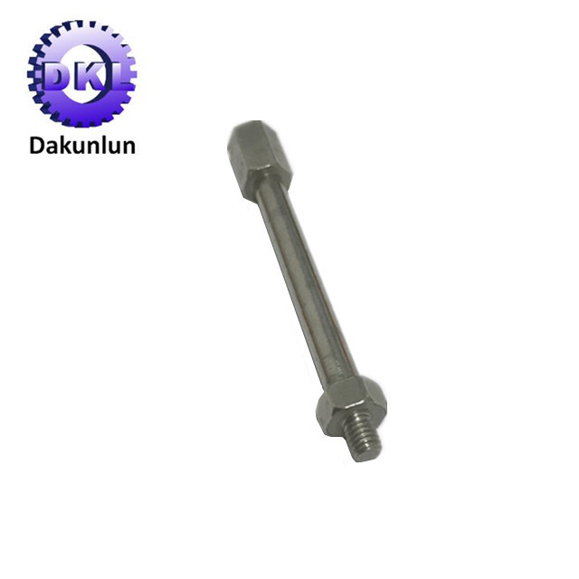 Long Tail Bolt And Stud Galvanized Stud Bolt